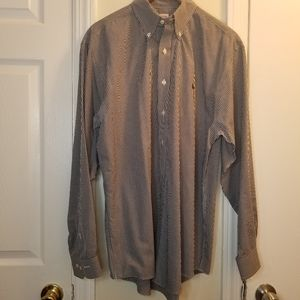 Brooks Brothers Checkered Button Down Shirt